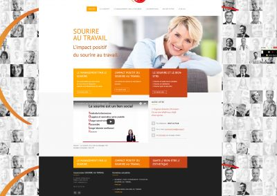 site internet vitrine dentiste