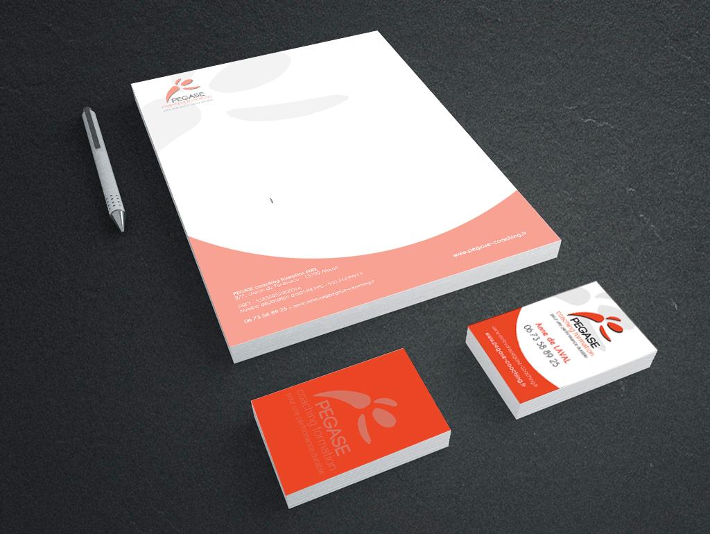 creation-modele-papeterie-carte-de-visite-pegase