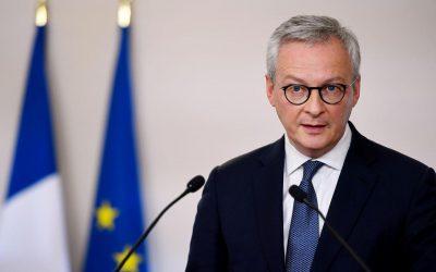 """Bruno Le Maire annonce un """"aide directe"""" de 500 euros """"aux commerçants qui souhaitent se digitaliser"""""""